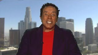 Smokey Robinson remembers his longtime friend and