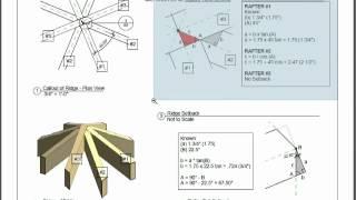 Gazebo Roof Framing - Part 2