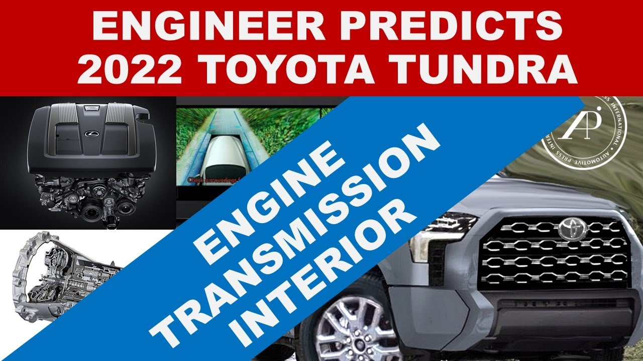 2022 Toyota Tundra Engine, Transmission, Interior Insights by Engineer - Podcast-style Talk