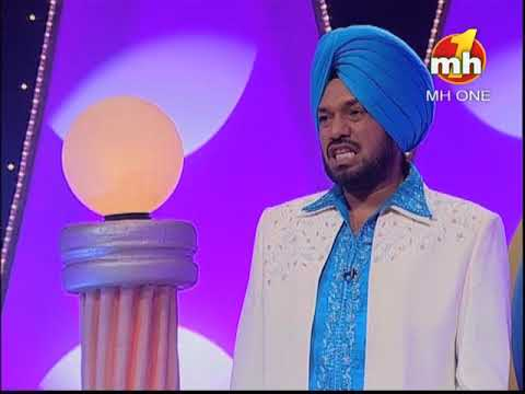 The Great Punjabi Comedy Show    Gurpreet Ghuggi    Comedy Show    MH ONE Music