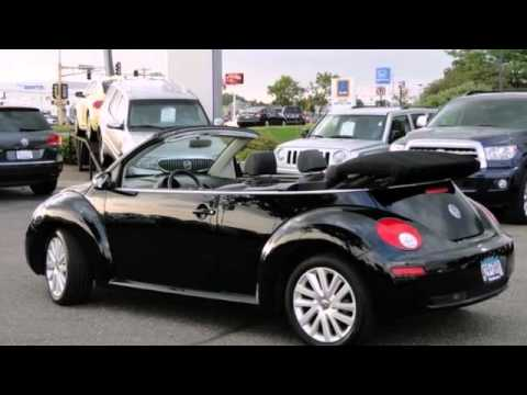 2009 Volkswagen New Beetle Convertible St-Paul MN Minneapolis, MN #68591A - SOLD