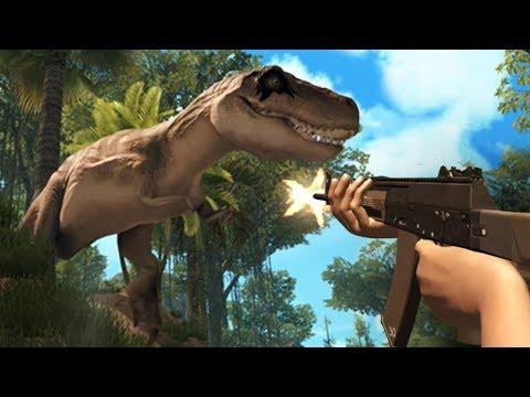 DINOSAUR SURVIVAL - The Fallen Kingdom!! | Dinosis Survival - FULL PLAYTHROUGH