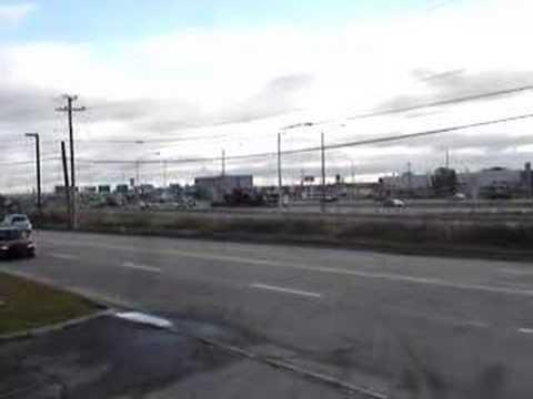 Transport Chainé inc. - Heavy Haul / Transport spécialisé - 80T. picker crane
