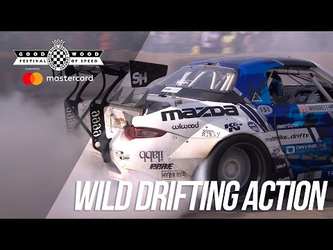 Drifting madness at #FOS - full show