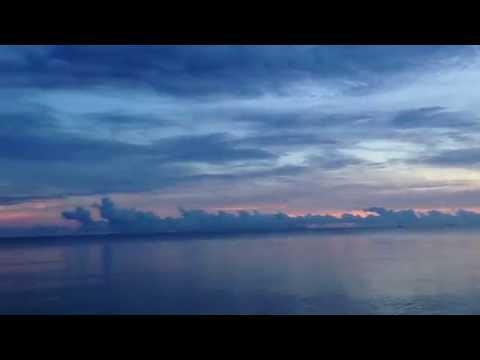 Sunrise at Navitas, Numancia, Aklan, Philippines