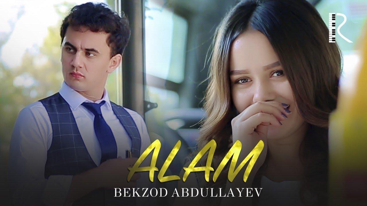 Bekzod Abdullayev - Alam | Бекзод Абдуллаев - Алам #UydaQoling