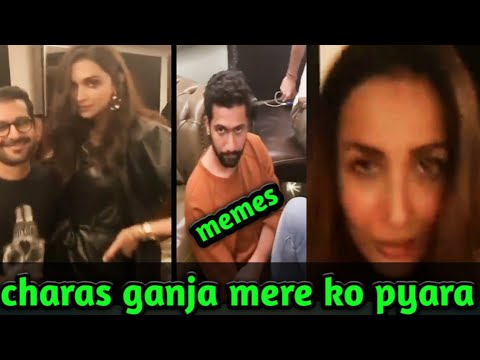 Download charas ganja mere ko pyara    @DeepikaPadukon,@Malika.....etc     #Memes_trap