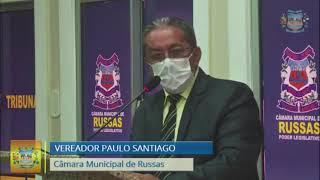 Paulo Santiago    Câmara de Russas   09 02 21