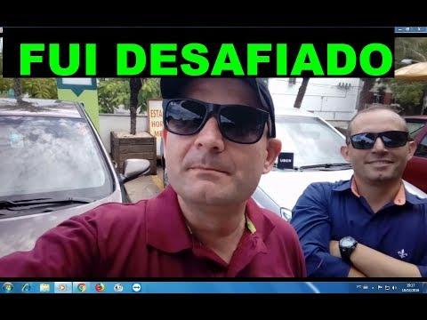 FUI DESAFIADO PELO MELHOR MOTORISTA UBER DE PORTO ALEGRE
