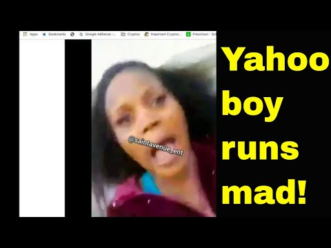 YAHOO BOY RUNS MAD AFTER REFUSIG TO USE MUM FOR RITUAL