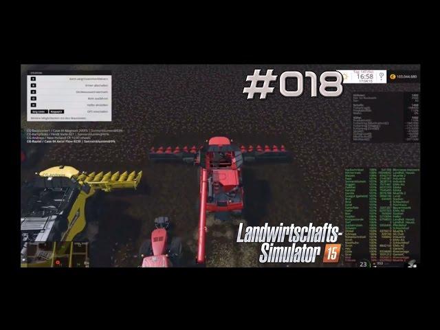 Let's Play Landwirtschafts Simulator 2015 | Wir pflücken Blumen | Folge #018