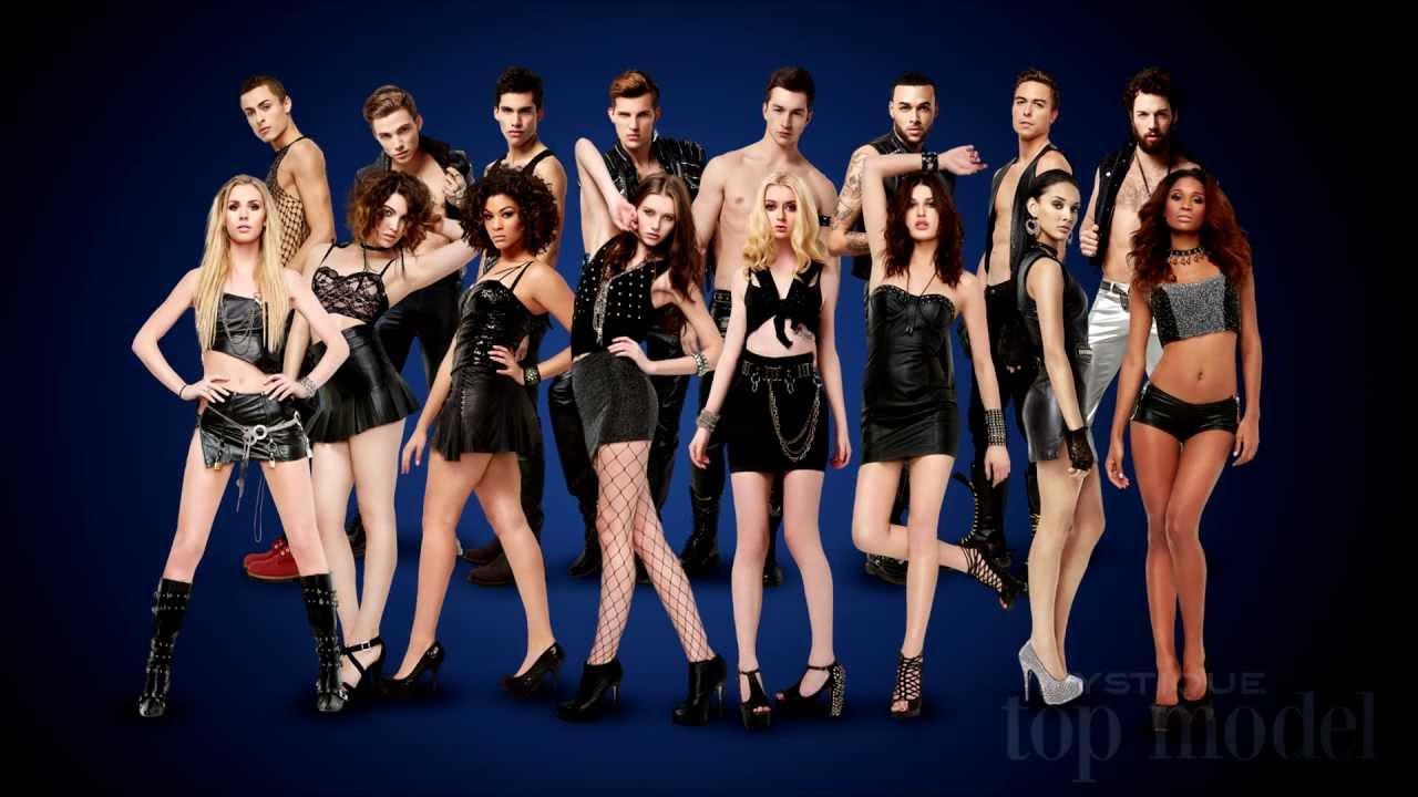 Tv top model's alexandra evans secret topless pictures