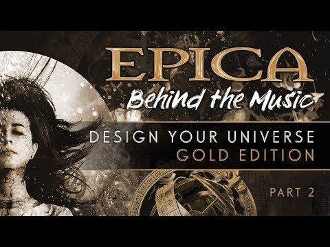 EPICA - 'Design Your Universe' - Behind the Music - Part 2