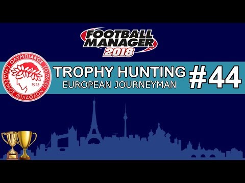 FM18 Journeyman - Episode 44 - SPONSOR A REGEN - Football Manager 2018