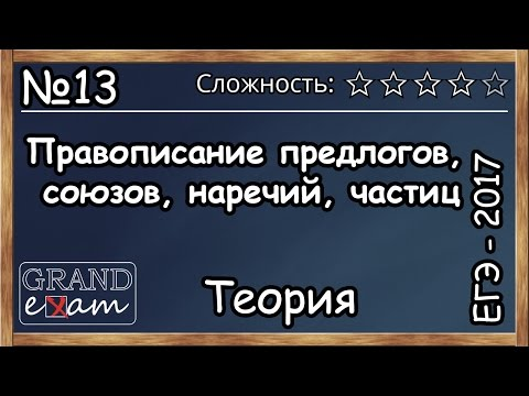 Видеоуроки егэ 2017 русский язык