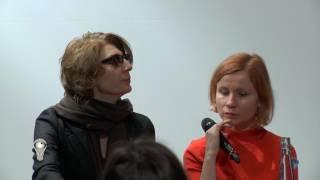Встреча с поэтом Кети Чухров и творческой группой спектакля «Love Machines»