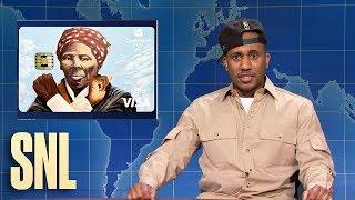 Weekend Update: Chris Redd on Black History Month - SNL
