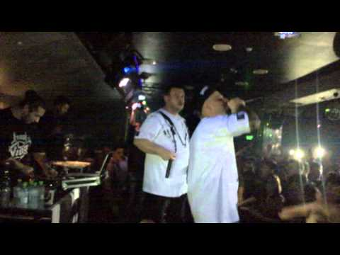 B.U.G Mafia - Bag Pula-n Lume Si V-o Fac Cadou ,live Nisporeni