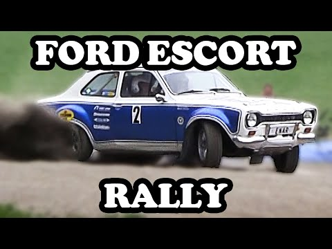 Ford Escort - Rally (PURE ENGINE SOUND)