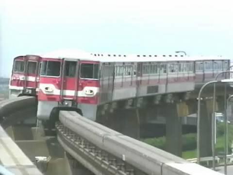 1989年の東京モノレール - YouTube