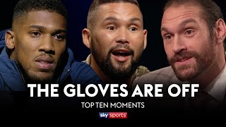 The BEST Moments from The Gloves Are Off 👊