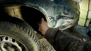 видео Накладка порога левая шевроле нива