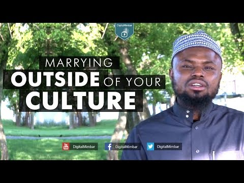 Marrying Outside of your Culture - Okasha Kameny