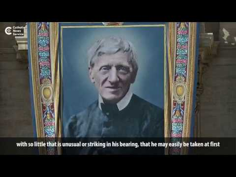 John Henry Newman, saint