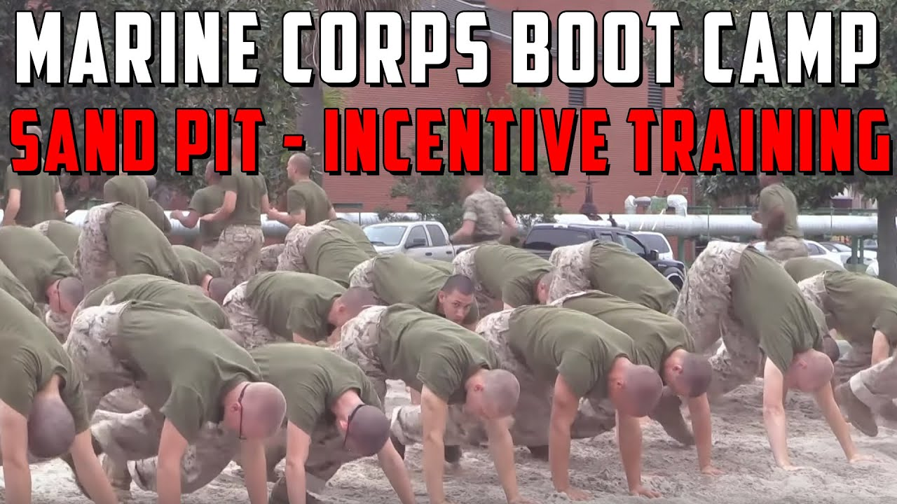 Marine corps boot camp it incentive training youtube sciox Image collections
