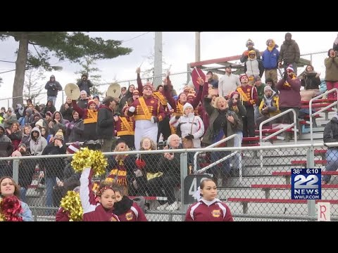 Chicopee Comp. And Chicopee High Face Off In Annual Sword Game
