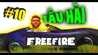 Tấu Hài Free Fire #10 - Đồng Đội Sống Chết Có Nhau [Funniest Moments of Freefire] - Híp Free Fire