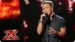 Sam Callahan sings All I Want Is You by U2 - Live Week 3 - The X Factor 2013