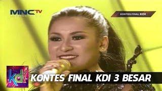 "Azizah "" Ini Dangdut "" Maumere - Kontes Final KDI 2015 (1/6)"