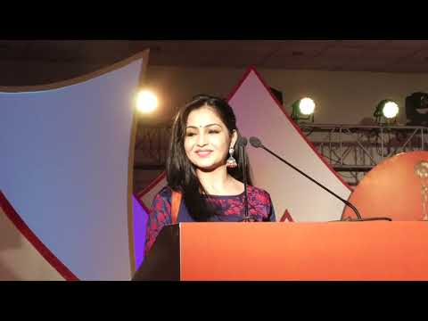 @ShubhangiAtre at Constitution Club of India for 9th Women Achiever Award 2017 @aadhiabadiawrad