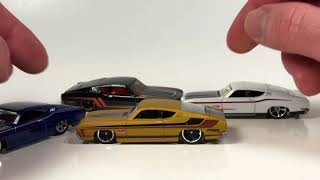10 Car Tuesday Ep. 14 - Ford Hot Wheels