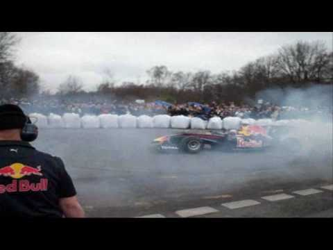 Sebastian Vettel in Berlin -Red Bull Racing F1-
