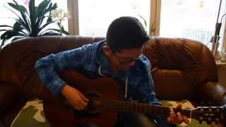 Happy Birthday - Fingerstyle Guitar Cover