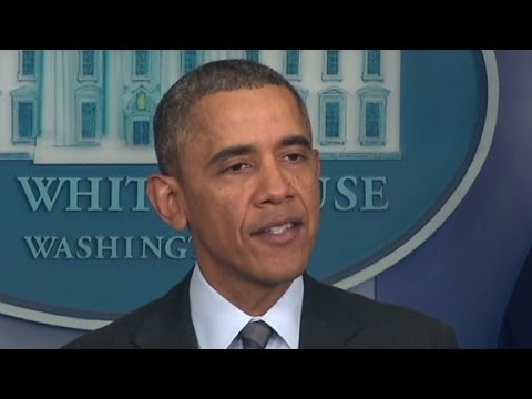 Obama: The world should support Ukraine