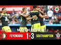 Video Gol Pertandingan Feyenoord vs Southampton