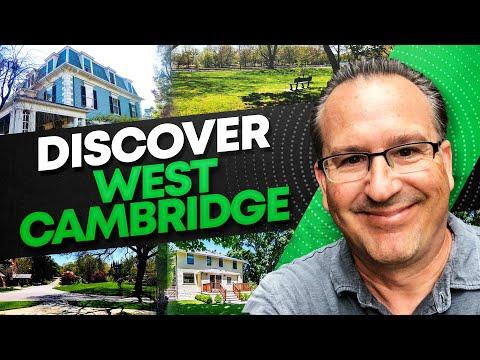 Discover The West Cambridge Neighborhood Of Cambridge, MA 02138