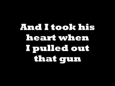Rihanna - Man down lyrics video