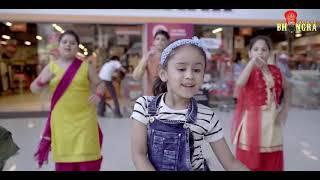 Lehanga  || Dance ||  by || Jass Manak || CRUSHONBHANGRA 2K19