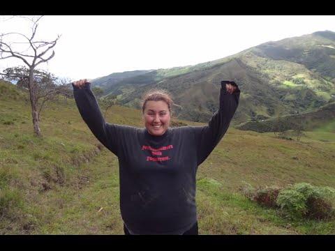 Super Intense Hike in the Mountains of Ecuador near Podocarpus National Park