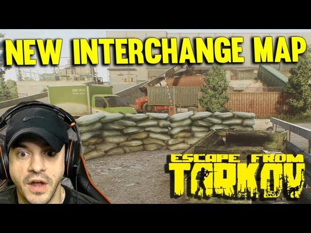 interchange map guide video, interchange map guide clip