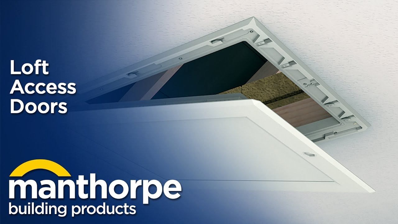 Manthorpe Building Products - Loft Doors & Access Panels - YouTube