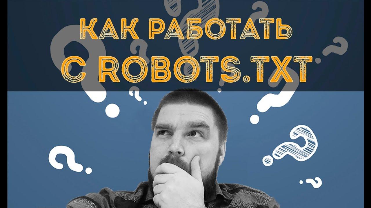 Download Как работать с robots.txt? Просто о сложном