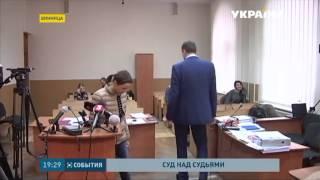 В Виннице не могут определить меру пресечения судье Виктору Кицюку(, 2015-03-12T18:19:29.000Z)