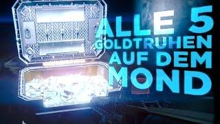 DESTINY - ALLE 5 GOLDTRUHEN AUF DEM MOND