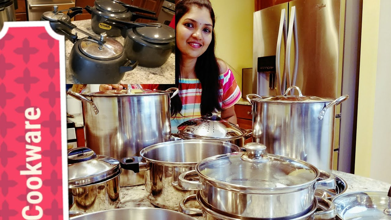 04aa88494fe12 My Kitchen Cookware collection in TAMIL
