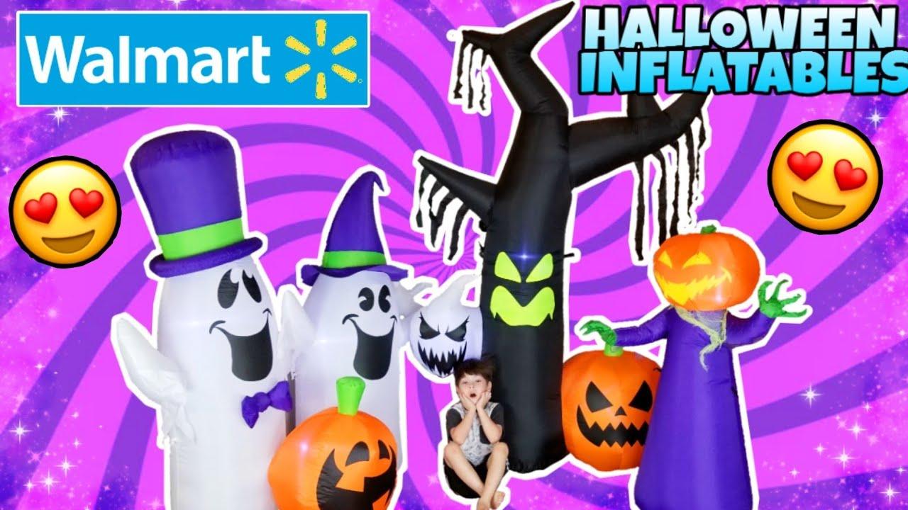 Huge Halloween Inflatable Display 2019 Our Halloween